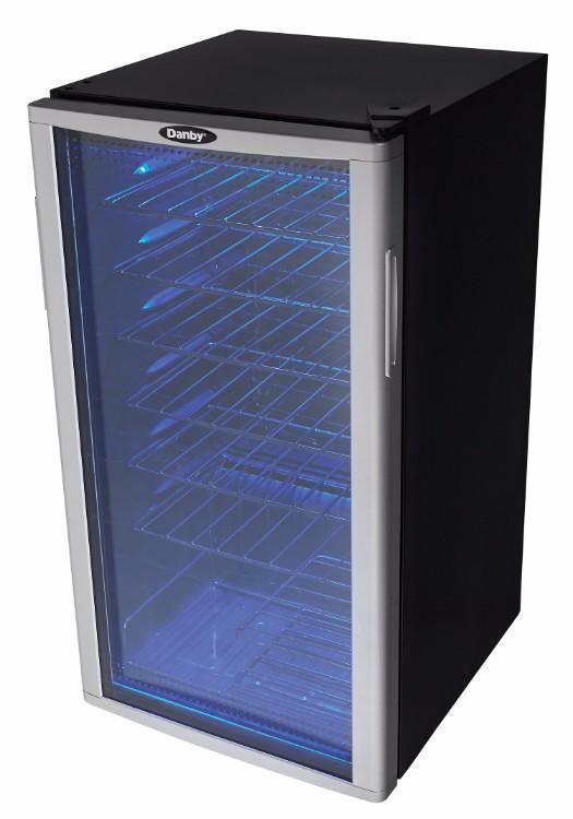 Dwc350blp Danby 35 Bottle Wine Cooler En