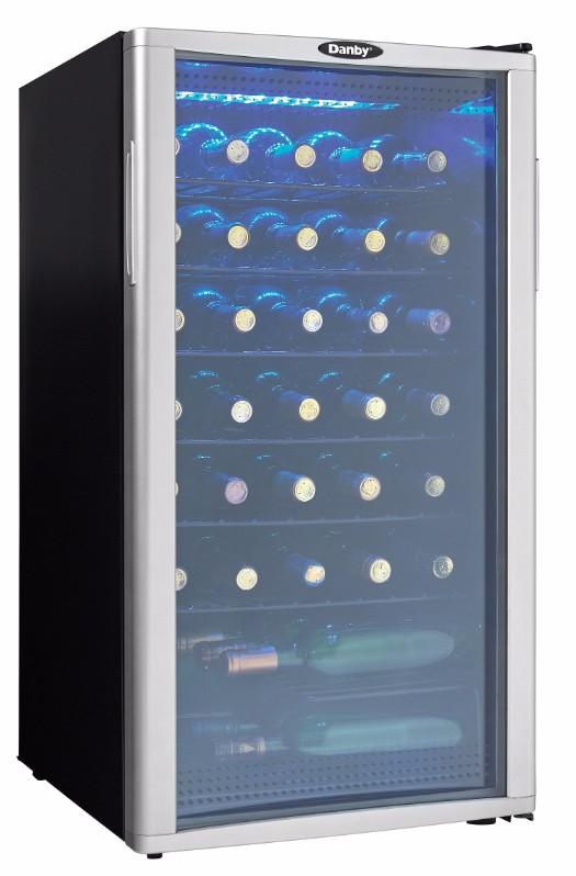 Danby 35 Bottle Wine Cooler - DWC350BLP