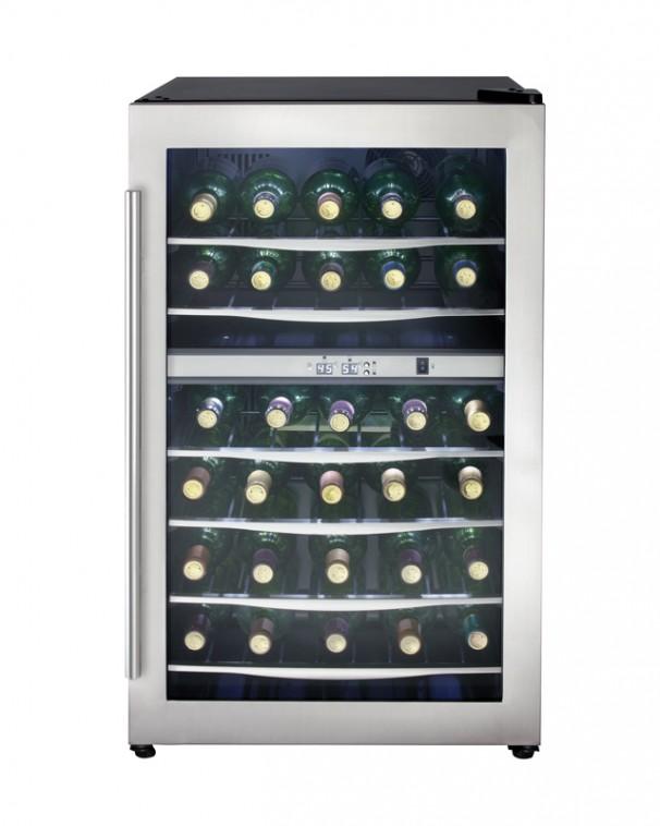 Dwc040a3bssdd Danby Designer 38 Bottle Wine Cooler En