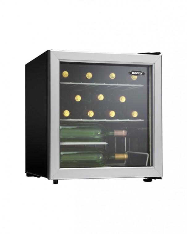 Dwc172blpdb Danby 17 Bottle Wine Cooler En