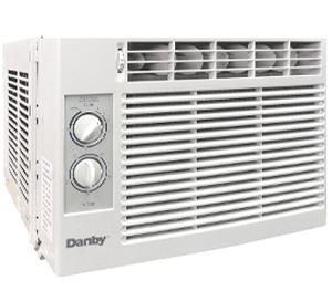 Danby 5000 BTU Window Air Conditioner - DAC5012M
