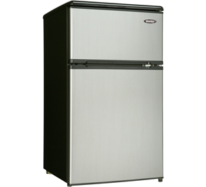 Danby 3.1 Litre Compact Refrigerator - DCR326BSL