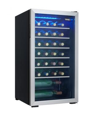 Danby 36 Bottle Wine Cooler - DWC93BLSDBR1