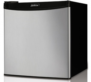 Sunbeam 1.6 cu. ft. Compact Refrigerator - SBCR016A2BSL