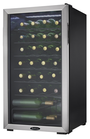Sunbeam 3.3  Wine Cooler - SBWC033A1S