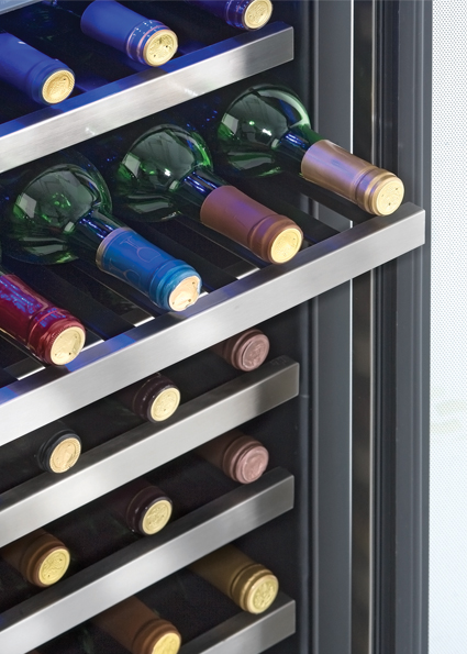 Dwc458bls Danby Designer 45 Bottle Wine Cooler En