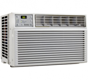 Dac8000 danby 8000 btu window air conditioner en for 18 inch wide window air conditioner