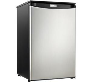 Danby Designer 4.4 Litre Compact Refrigerator - DAR044A1SSDD