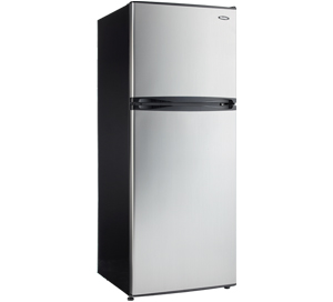 Danby 10 Litre Apartment Size Refrigerator - DFF100A2BSLDB