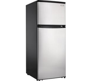 Danby Designer 11 cu. ft. Apartment Size Refrigerator - DFF110A1BSSDD