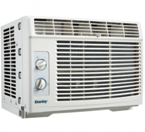 Danby 5000 BTU Window Air Conditioner - DAC5110M