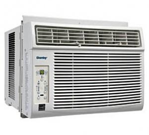 Danby 6000 BTU Window Air Conditioner - DAC6006DE