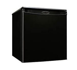 Danby Designer 1.8 Litre Compact Refrigerator - DAR195BL