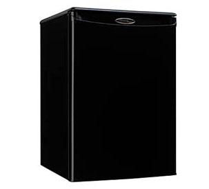 Danby Designer 2.6 cu. ft. Compact Refrigerator - DAR026A1BDD-6