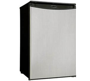 Danby Designer 4.4 Litre Compact Refrigerator - DAR446BSL