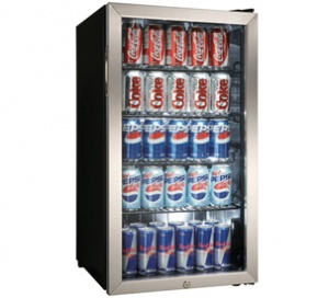 Danby 128  Beverage Center - DBC128BLS