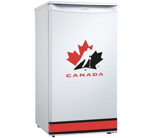 Danby 3.2 Litre Compact Refrigerator - DCR34W-TC