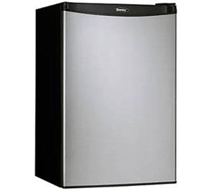 Danby 4.3 Litre Compact Refrigerator - DCR412BLS