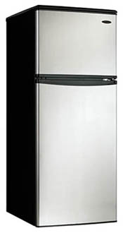 Premiere 11 Litre Apartment Size Refrigerator - DFF1145BSL