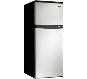 Sunbeam 9.1 Litre Apartment Size Refrigerator - DFF258BLSSB