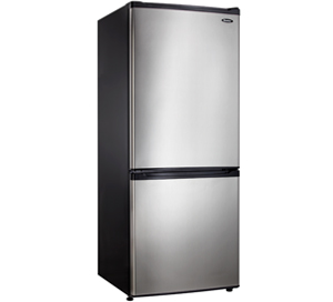 Danby 9.2 Litre Apartment Size Refrigerator - DFF261BSLDB
