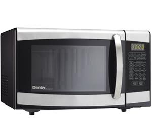 Danby Designer 0.9  Microwave - DMG099BLSDD