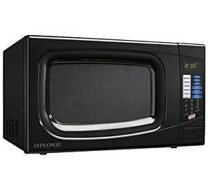 Diplomat 1.1  Microwave - DMW1104BL