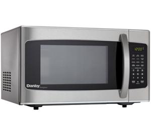 Danby Designer 1.1 cu. ft. Microwave - DMW111KSSDD