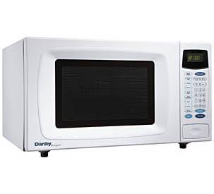 Danby Designer 1.4  Microwave - DMW1406W