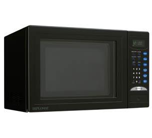 Diplomat 0.7  Microwave - DMW704BL