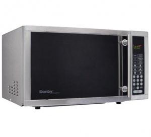 Danby Designer 0.7  Microwave - DMW748SS