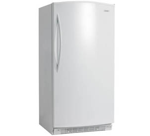 Danby 15.8 Litre Upright Freezer - DUF1596WE
