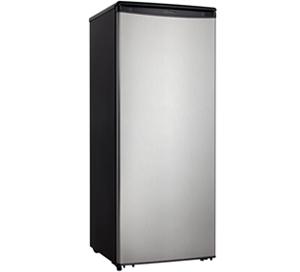 Danby Designer 8.2 Litre Upright Freezer - DUF808BSLE