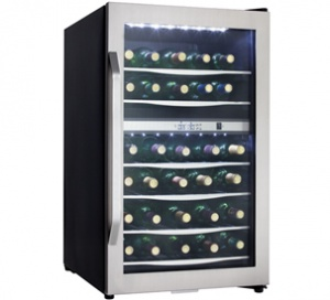 Danby 38  Wine Cooler - DWC1132BLSDB