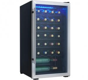 Danby Designer 30 Bottle Wine Cooler - DWC310BLSDD
