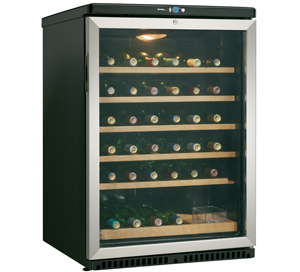 Dwc656bls Danby Designer 65 Wine Cooler En