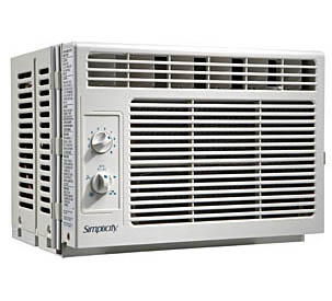 Simplicity 5200 BTU Window Air Conditioner - SAC5207M