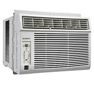Simplicity 8000 BTU Window Air Conditioner - SAC8017EE