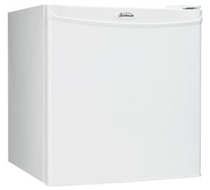 Sunbeam 1.7 Litre Compact Refrigerator - SBCR139WE