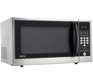 Sunbeam 1 cu. ft. Microwave - SBMW1049SS