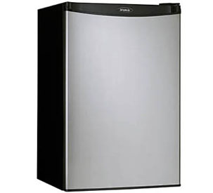 Simplicity 4.3 Litre Compact Refrigerator - SCR412BLS