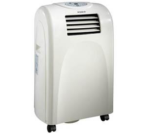 Simplicity 6000 BTU Portable Air Conditioner - SPAC6077