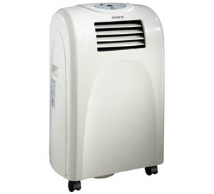Simplicity 7000 BTU Portable Air Conditioner - SPAC7088