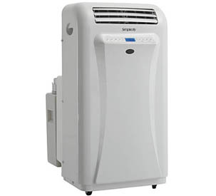 Simplicity 9500 BTU Portable Air Conditioner - SPAC9507