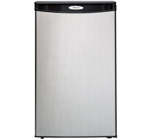 Whirlpool 3.3 Litre Compact Refrigerator - WAR349BSL