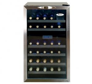 Whirlpool 38  Wine Cooler - WWC287BLS