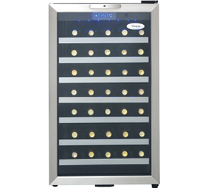 Whirlpool 45  Wine Cooler - WWC4589BLS