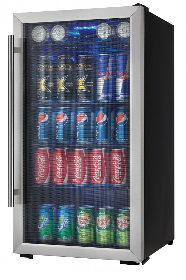 Dbc93blsdd Danby Designer 120 Beverage Can Beverage Center En