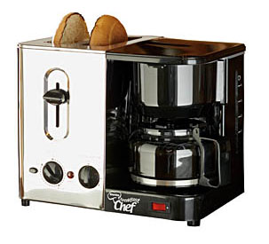 Breakfast Chef 4 cup - BC425BLS