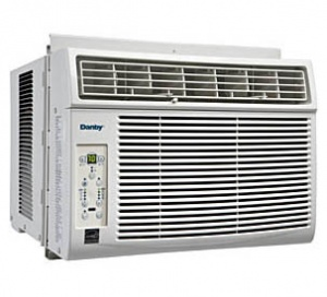 Danby 6000 BTU Window Air Conditioner - DAC6009EE